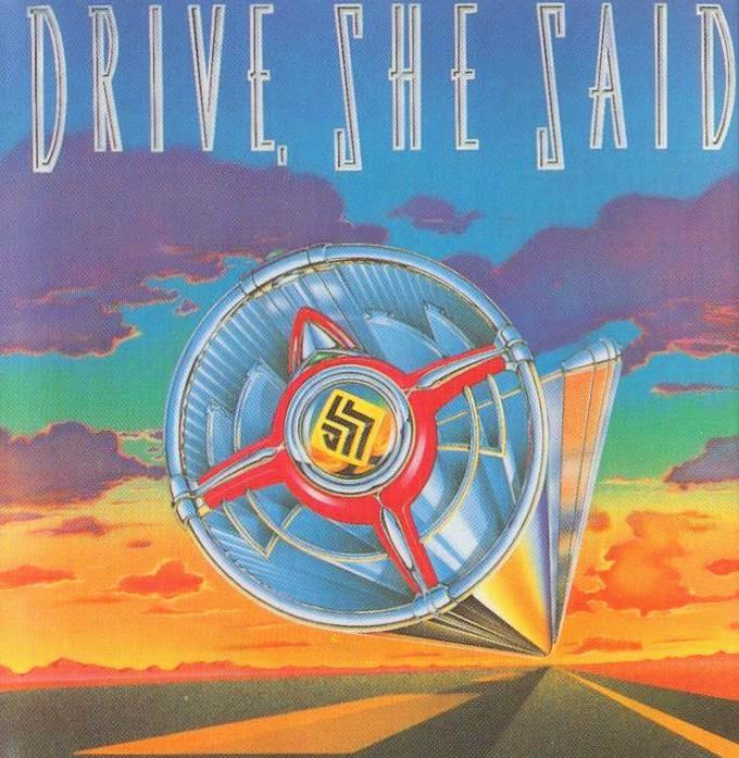 Drive She said st 1989 aor melodic rock