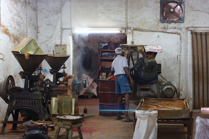V Kaleespari Grinding Mill on China Street in Little India Penang