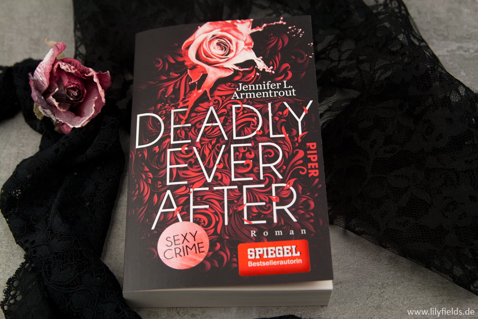 Buchvorstellung - Deadly Ever After von Jennifer L. Armentrout