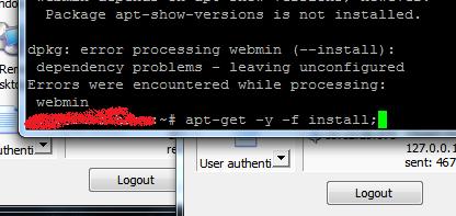 Cara Instal Webmin 2015