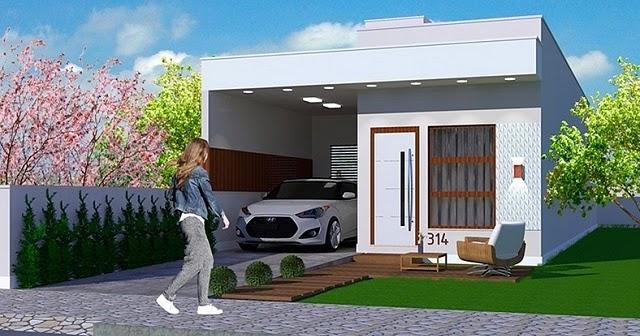 Plano De Casa De 68 M2 Planos De Casas Gratis Y