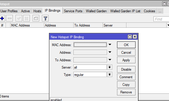 Cara Membuat User Hotspot Tidak Perlu Login (Bypass Login Hotspot)