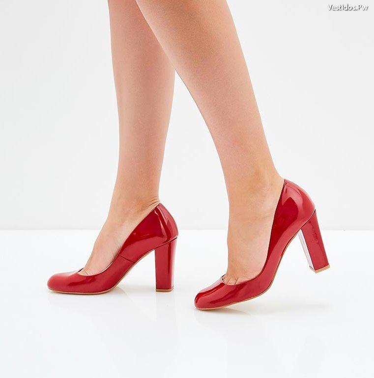 Rouse ثقب الباب ارمسترونغ Moda En Zapatos De Tacones Lindos Rojos Mujer Moda Femenina Kevinstead Com