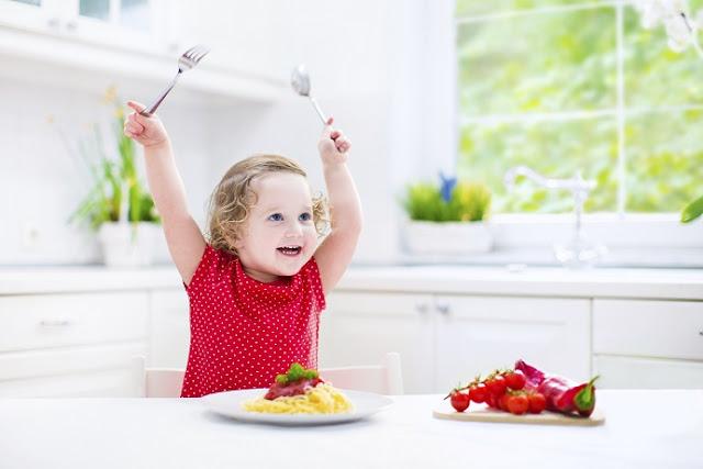 Berapakan Keperluan Kalori Kanak-Kanak Aktif?
