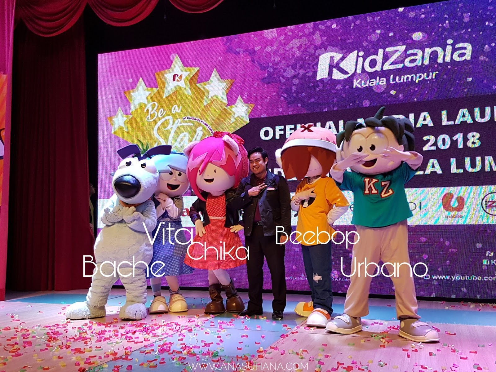 Be A Star KidZania Kuala Lumpur