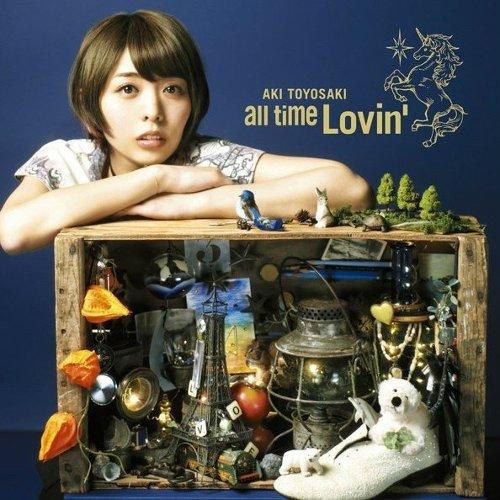 Aki Toyosaki – all time Lovin' [FLAC 24bit + MP3 320 / WEB]