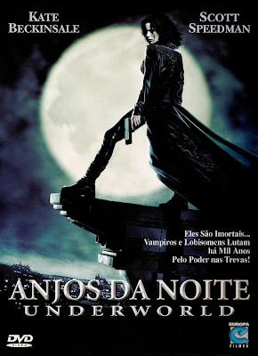 Anjos da Noite: Underworld - DVDRip Dual Áudio
