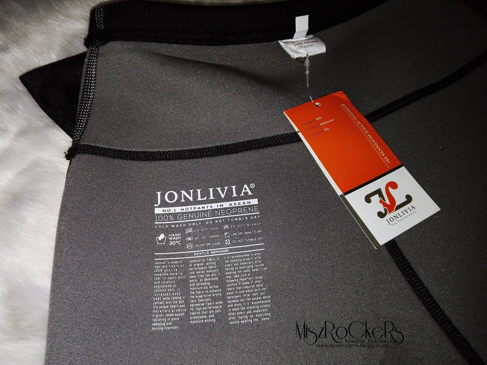 JONLIVIA ACTIVEPANTS S5+