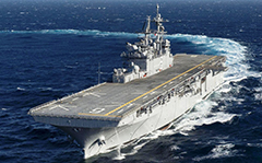 USS America (LHA-6) Aircraft Carrier