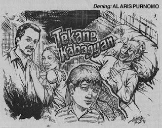 """Cerkak Bahasa Jawa """"Tekane Kabagyan"""""""