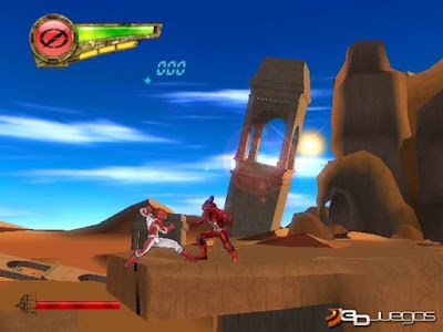 Power Ranger Free Download for PC