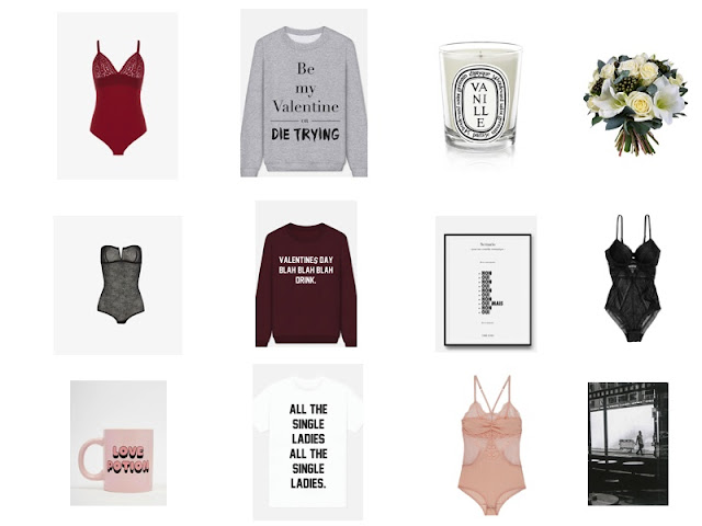 Mission shopping : to be your valentine or not to be ..