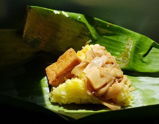 Xôi măng, món ăn lạ miệng ở vùng núi rừng Kon Tum ai cũng muốn thử