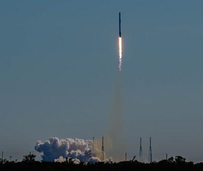 Falcon 9 CRS-13  liftoff
