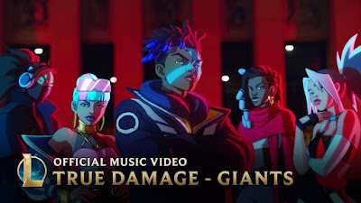 True Damage - GIANTS- Clipe Oficial da música