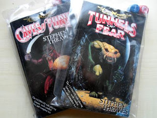 Caves of Fury and Tunnels of Fear Image
