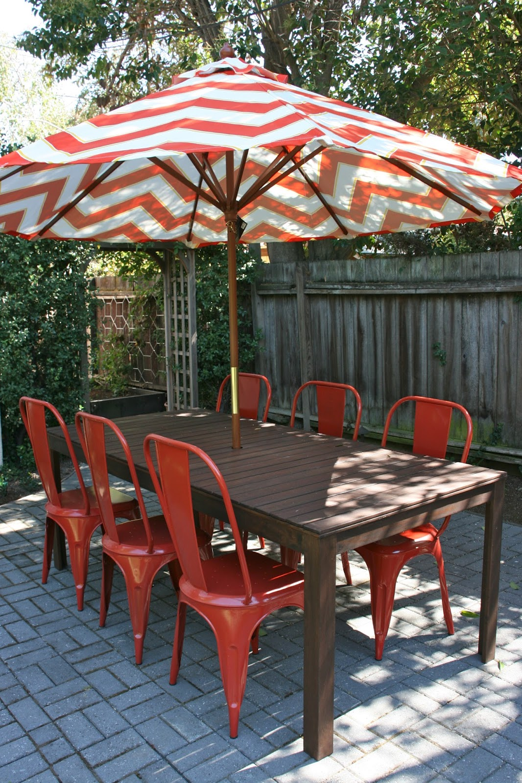 Vignette Design: New Outdoor Furniture For A Young Family