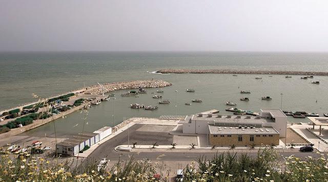 Câmara e pescadores de Albufeira estão contra a instalação do projeto de aquacultura perto do acesso ao porto de Albufeira