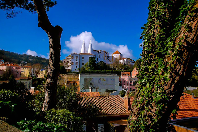 A Day in Sintra: National Palace