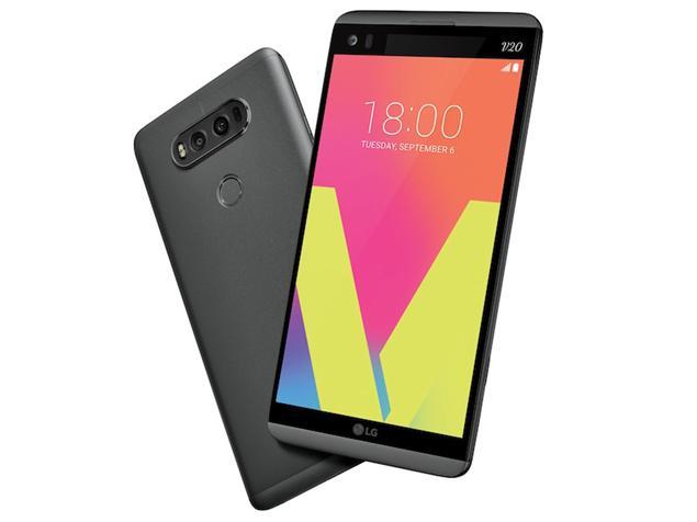 LG V20 thành công trên đất Mỹ với 200 nghìn máy bán ra trong 10 ngày đầu tiên