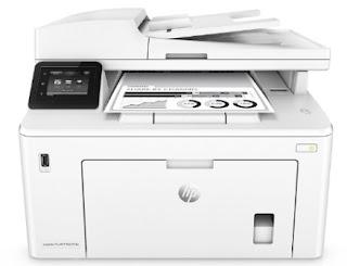 HP LaserJet Pro M227fdw All-in-One Monochrome Laser Printer