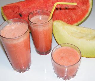 bautura de pepene rosu si galben, suc de pepene, naturist, frumusete, nutritie, nectar de pepene, pepene verde, pepene rosu,