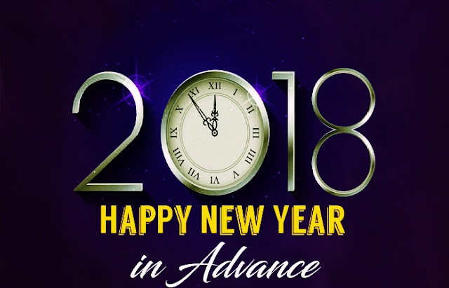 best advance happy new year 2018