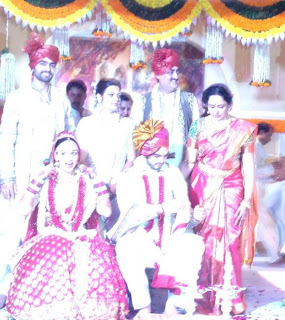 Photos: Esha Deol's Wedding