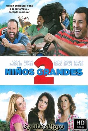 Niños Grandes 2 [2013] [Latino-Ingles] HD 1080P [Google Drive] GloboTV