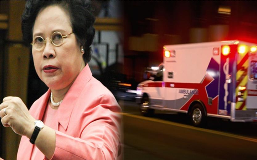 Miriam Santiago health update