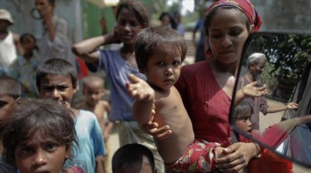 Menguak Sejarah Muslim Rohingya di Myanmar Hingga Diserang