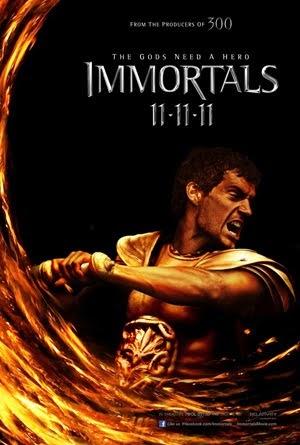 IMMORTALS (2011) Ver Online - Español latino