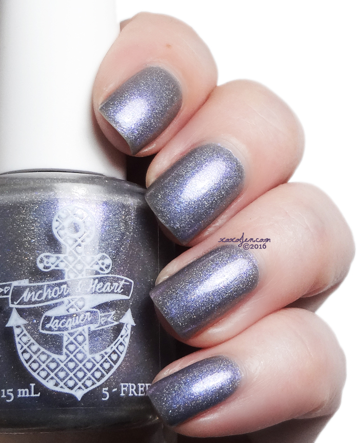 xoxoJen's swatch of Anchor & Heart The Rock