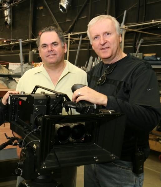 James Cameron S Avatar Logo: PARALLAX 3D: HFR 7ª: El HFR Llega Al Cine Comercial