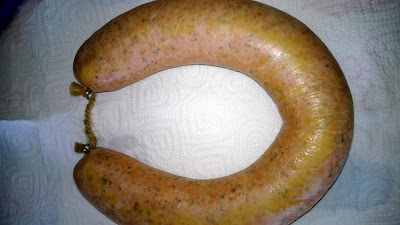 1 ganze Leberwurst