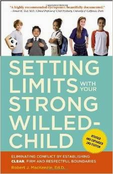 Setting Limits with your Strong-Willed Teen cover