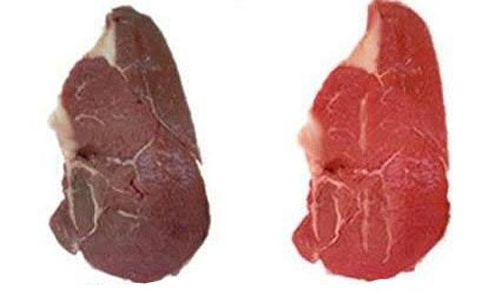 Tratamento carne com ácidos