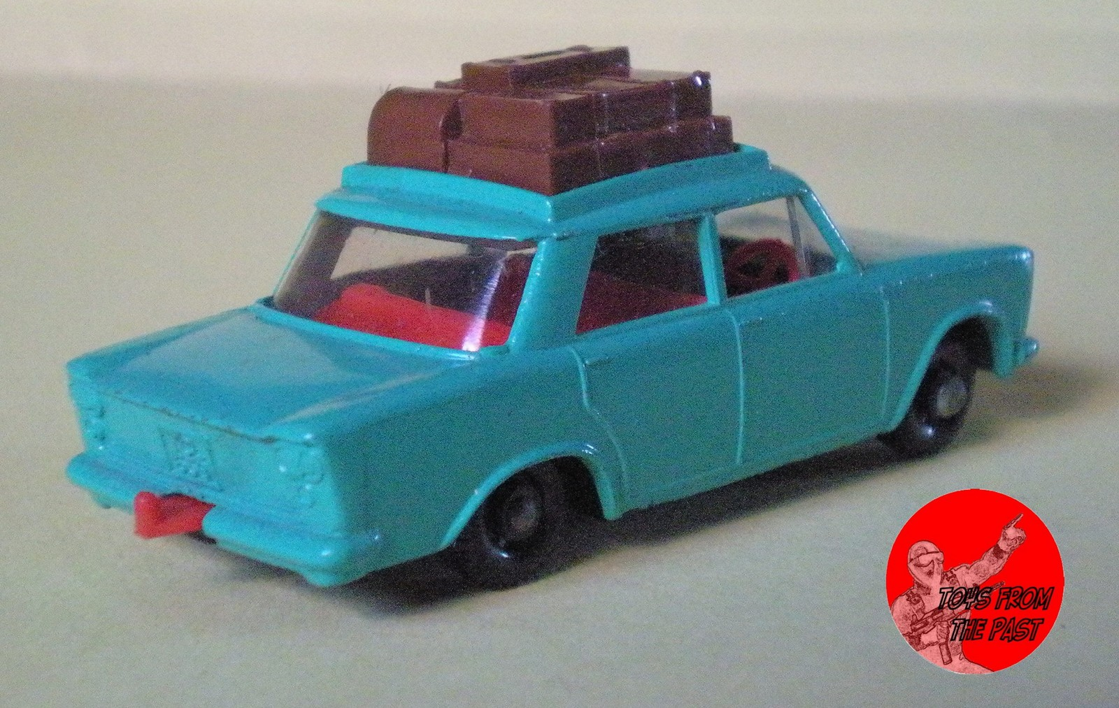 The Real Car >> Toys from the Past: #199 MATCHBOX – CHEVROLET IMPALA TAXI, 8-WHEEL CRANE, LINCOLN CONTINENTAL ...