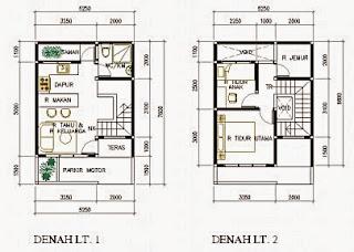 Gambar%2BContoh-Denah-Rumah-Mungil-2-Lantai-405x288
