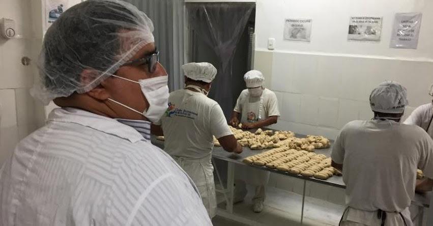 QALI WARMA: Jefe Territorial de Loreto supervisa plantas de proveedores - www.qaliwarma.gob.pe