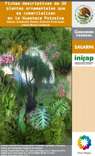 Ficha de plantas ornamentales libros gratis libros for Plantas ornamentales del peru