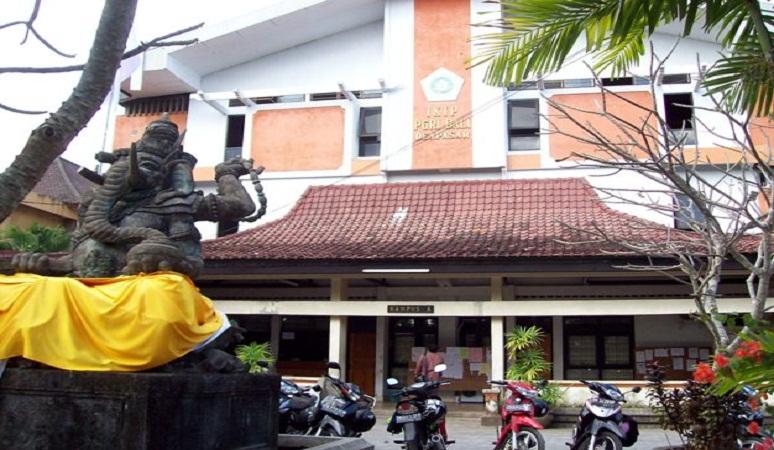 PENERIMAAN MAHASISWA BARU (IKIP PGRI BALI) INSTITUT KEGURUAN DAN ILMU KEPENDIDIKAN PERSATUAN GURU REPUBLIK INDONESIA BALI