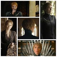 Transição Inspiração Big Chop Cersei Lannister - Game of Thrones