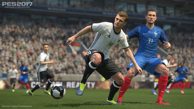 Download Pes 2017 For Android Full Apk+Data(Latest Version)