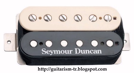 GUITARISM: Seymour Duncan JB (SH-4 & TB-4) Review