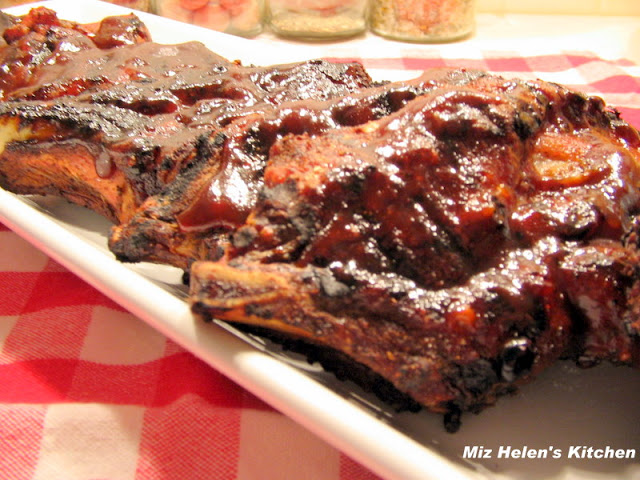 Country Ribs at Miz Helen's Country Cottage