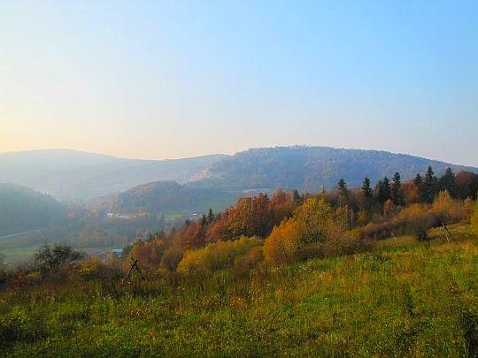 Kilianowska Góra (560 m n.p.m.).