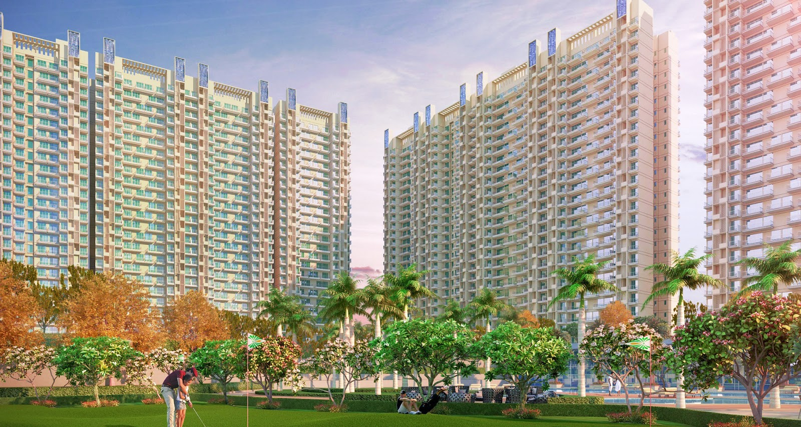 Residency For Sale at Ajnara Sports City Noida Extension