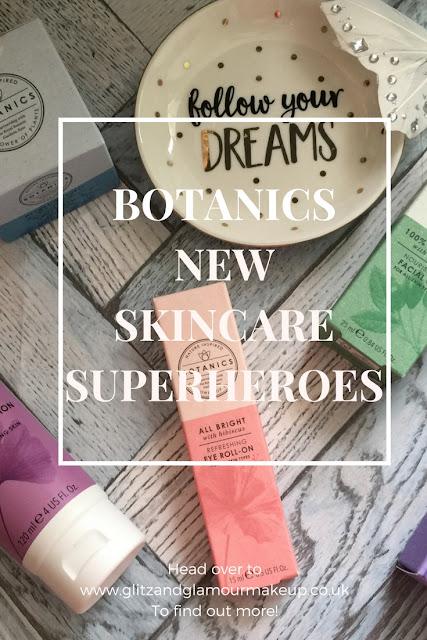 botanics new skincare superheroes
