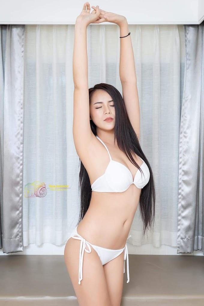 Photos of various girls wearing white panties bra [16pics]
